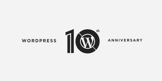 10 лет WordPress