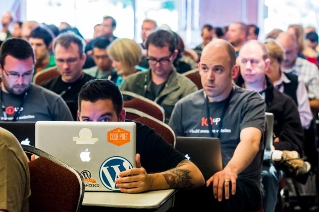 WordCamp SF 2012